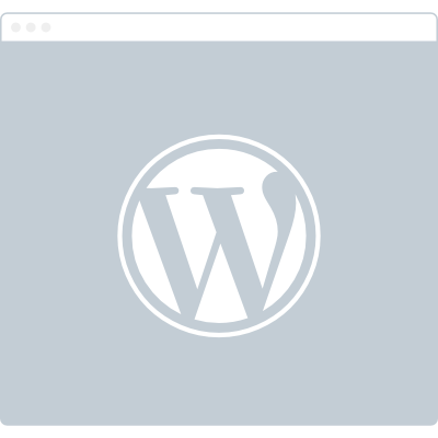 Sites em WordPress