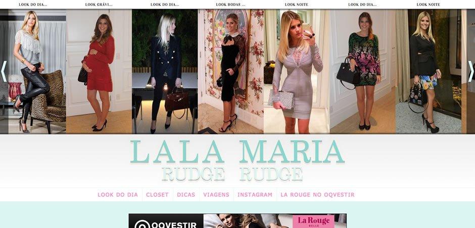 Criação de Blog Moda
