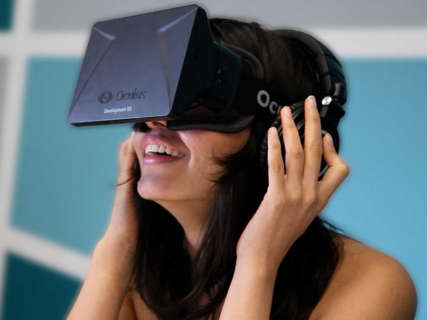 Realidade Virtual com Oculus Rift