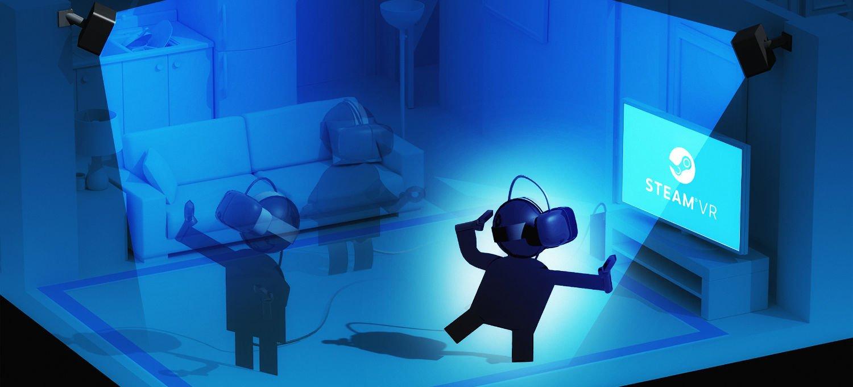 Realidade Virtual HTC Steam VR